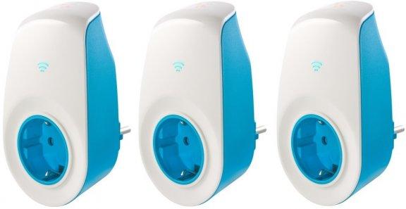Netwjork NEO WiFi power socket -etäohjattava pistorasia, 3 kpl