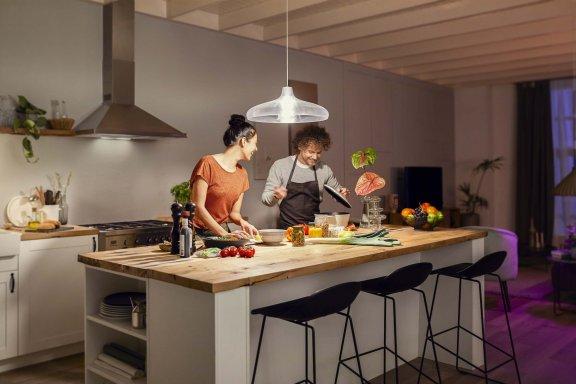 Philips Hue -älylamppu, BT, White, E27, 1600 lm, kuva 21