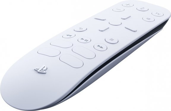 Sony Media Remote -kaukosäädin, PS5