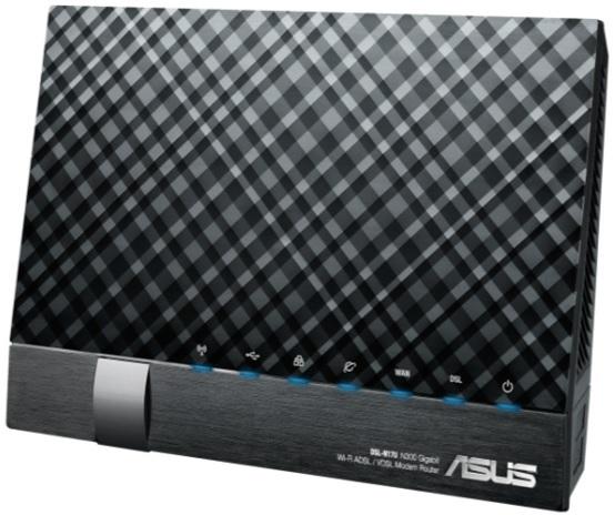 Asus DSL-N17U ADSL2+/VDSL -modeemi