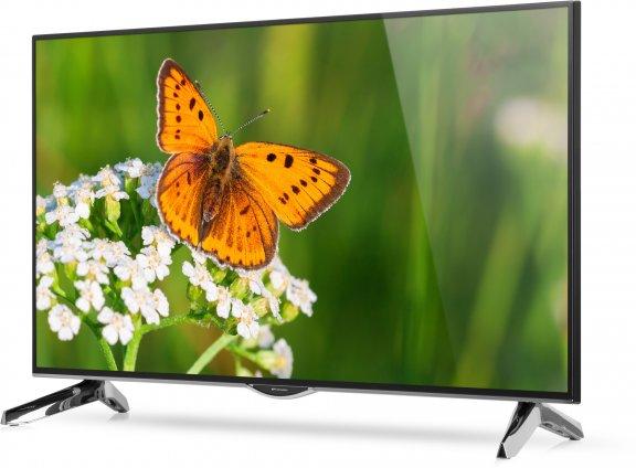 "ProCaster 65UNB700 65"" Smart 4K Ultra HD LED -televisio, 800 Hz"