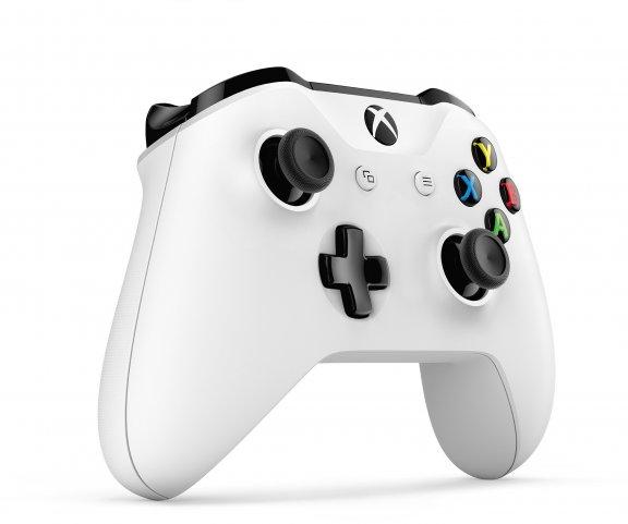 Microsoft Xbox One S 500 Gt -pelikonsoli, valkoinen, kuva 6