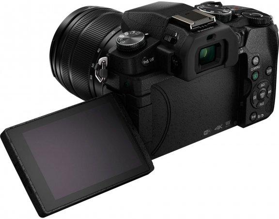 Panasonic G80 -järjestelmäkamera 12-60 mm:n objektiivilla, kuva 4