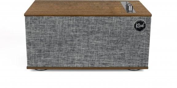 Klipsch The Three II -Bluetooth-kaiutin, pähkinä, kuva 3