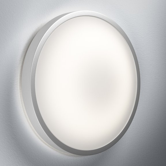 Ledvance Orbis LED-seinä- ja kattovalaisin, 1000 lm, 17 W, 31 cm, 3000-6500 K