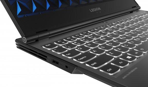 """Lenovo Legion Y540 15,6"""" -pelikannettava, Win 10 64-bit, musta, kuva 5"""