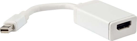 Goobay Mini DisplayPort - HDMI -adapteri