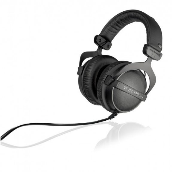 Beyerdynamic DT 770 Pro 32 Ohm - suljetut stereokuulokkeet