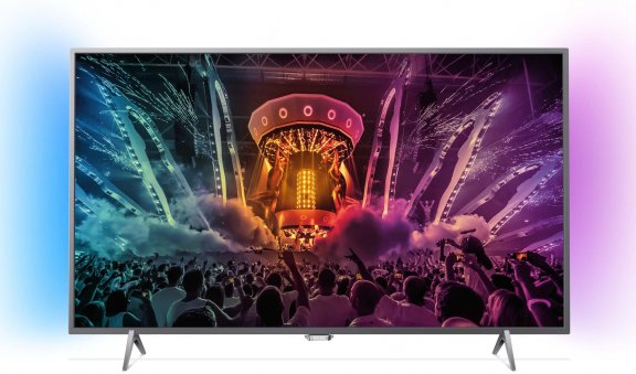 "Philips 55PUT6401 55"" Smart Android 4K Ultra HD LED -televisio, kuva 3"