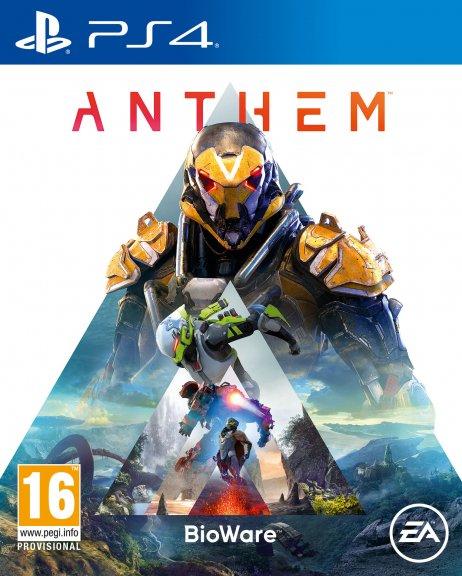 Anthem-peli, PS4