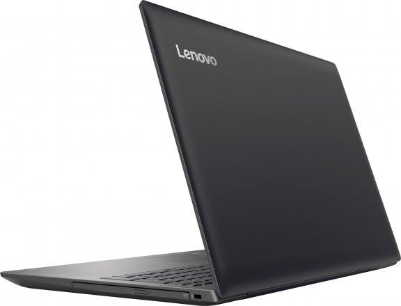 """Lenovo IdeaPad 320 15,6"""" kannettava, Win 10 64-bit, musta, kuva 7"""