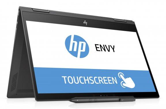 """HP Envy x360 13-ag0001no 13,3"""" -kannettava, Win 10, Tuhkanhopea, kuva 5"""