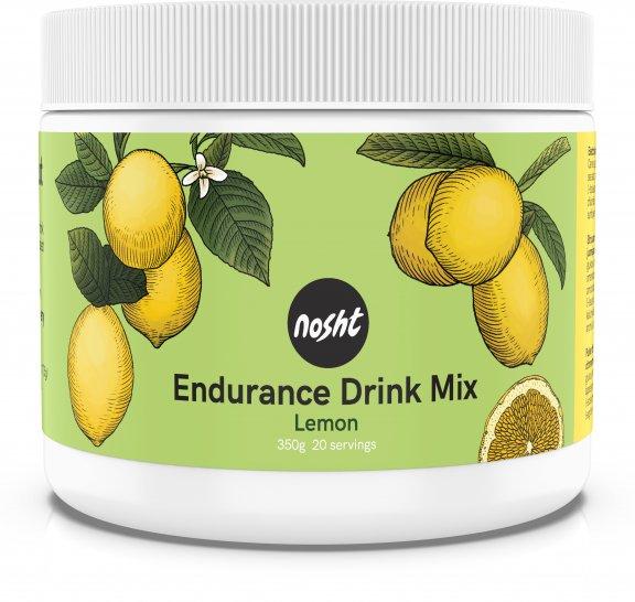 Nosht Endurance Drink Mix -urheilujuomajauhe, 350 g