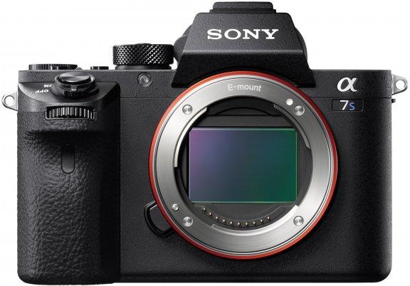 Sony α7s II -mikrojärjestelmäkamera, runko