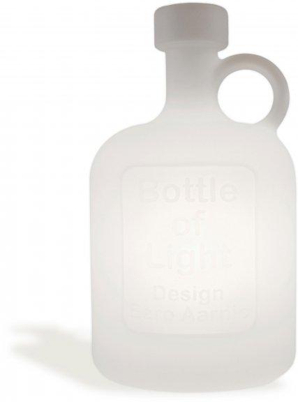 Studio Eero Aarnio Bottle of Light -pöytävalaisin, E27