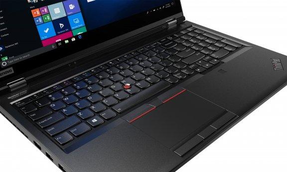 """Lenovo ThinkPad P53 15,6"""" -kannettava, Win 10 Pro, kuva 5"""