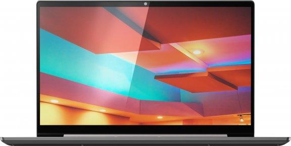 """Lenovo Yoga S740 14"""" -kannettava, Win 10 Pro 64-bit, harmaa"""