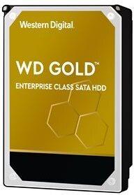 WD Gold Enterprise Class 4 Tt SATAIII 7200 RPM 256 Mt -kovalevy