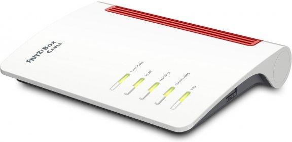 AVM FRITZ!Box 6660 Cable langaton Dual Band WiFi 6 -kaapelimodeemi