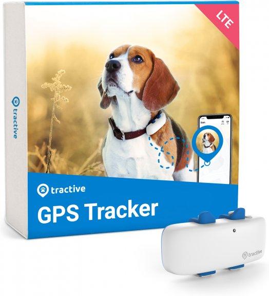 Tractive GPS Dog LTE – koiran GPS-paikannin