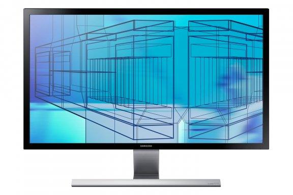 Samsung U28D590D näyttö