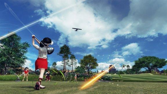Everybody's Golf -peli, PS4, kuva 3