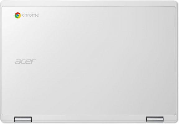 Acer Chromebook 11, valkoinen, kuva 6