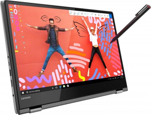 """Lenovo Yoga 530 14"""" -kannettava, Win 10, musta, kuva 8"""