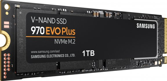 Samsung 970 EVO Plus SSD 1 Tt M.2 -SSD-kovalevy, kuva 2