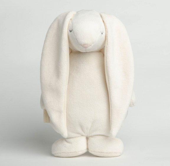 Moonie The Humming Friend -nukahtamista helpottava unipupu, valkea, kuva 3