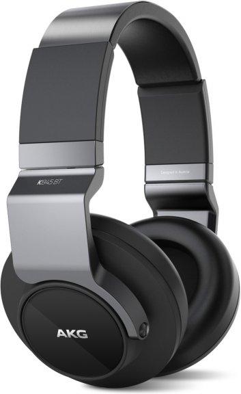 AKG K 845 BT -Bluetooth-kuulokkeet, musta