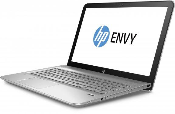 "HP ENVY 15-ae105no 15,6"" -kannettava, Win 10, hopea"