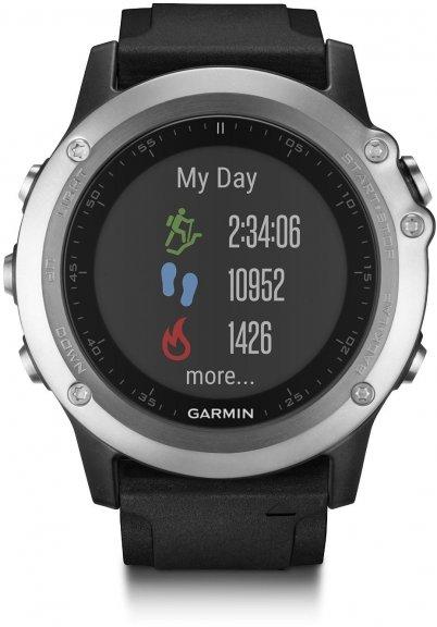 Garmin fenix 3 HR GPS urheilu- älykello, Harmaa – Multisport – Urheilukellot – Kellot ...