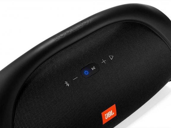 JBL Boombox -Bluetooth-matkakaiutin, musta, kuva 2