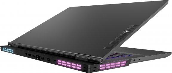 """Lenovo Legion Y740 17,3"""" -pelikannettava, Win 10 64-bit, musta, kuva 12"""