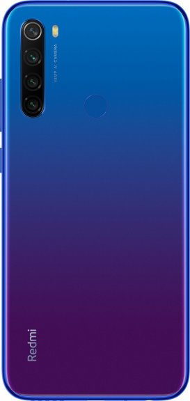 Xiaomi Redmi Note 8T -Android-puhelin Dual-SIM, 64 Gt, sininen, kuva 6