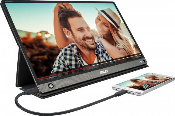 """ASUS ZenScreen Go MB16AHP 15,6"""" -kannettava näyttö, kuva 2"""