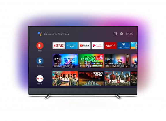 "Philips 55PUS8804 55"" Smart Android 4K Ultra HD LED -televisio, kuva 4"