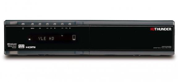 HDThunder HD5220SR 500 GB HD yhdistelmäboksi, kuva 2