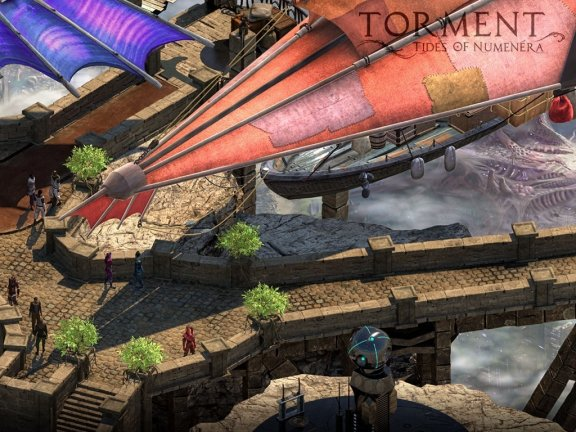 Torment Tides of Numenera - Collector's Edition -peli, PS4, kuva 7