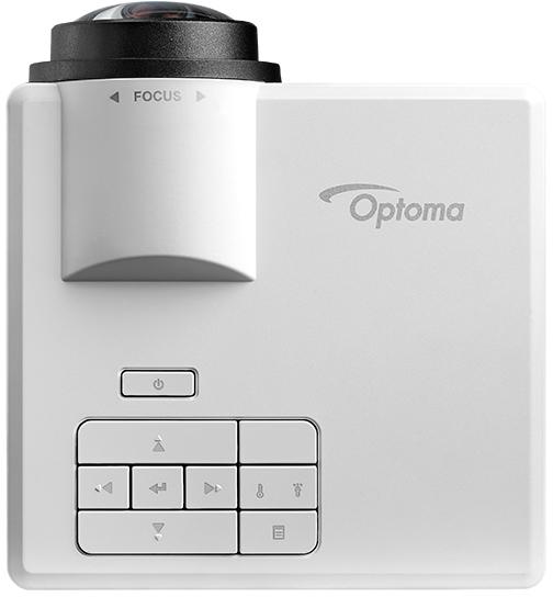 Optoma ML1050ST+ Ultra Mobile LED -kompakti projektori, kuva 4
