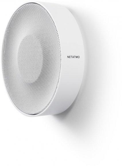 Netatmo Smart Indoor Siren -sireeni valvontakameralle