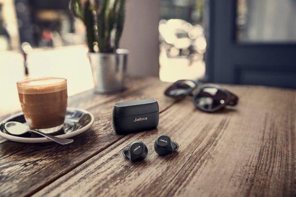 Jabra Elite 75t -Bluetooth-kuulokkeet, musta, kuva 4