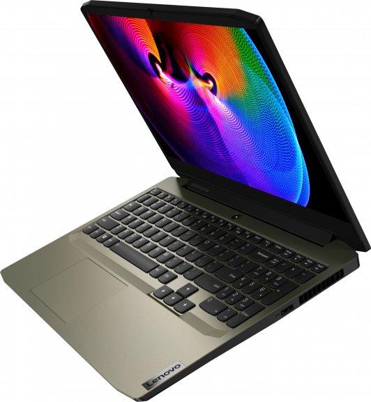 """Lenovo IdeaPad Creator 5 - 15,6"""" -kannettava, Win 10 Pro 64-bit, tummanvihreä, kuva 3"""
