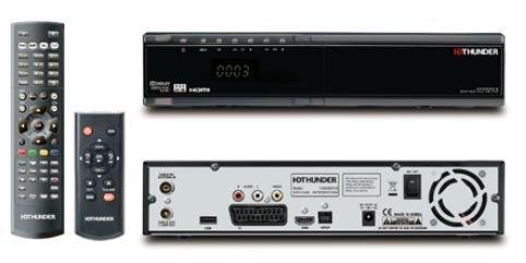 HDThunder HD5220SR 500 GB HD yhdistelmäboksi, kuva 3