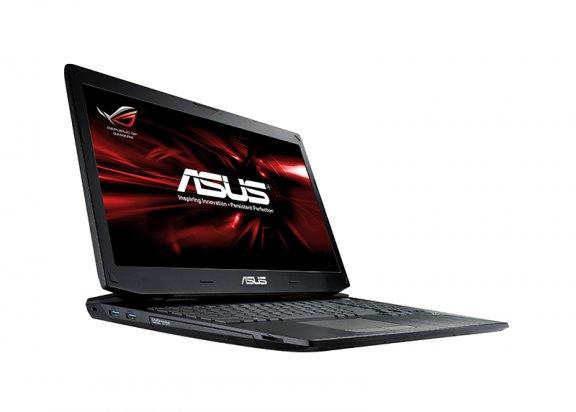 """Asus G750JW 17.3"""" FHD/i7-4700HQ/GTX 765M/8GB/750GB/Windows 8 64-bit -kannettava tietokone"""