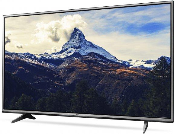 "LG 55UH615V 55"" Smart 4K Ultra HD LED -televisio, kuva 2"