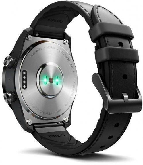 Mobvoi Ticwatch Pro -älykello, musta/musta, kuva 5