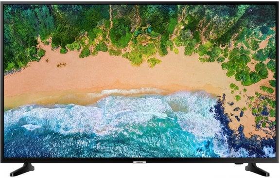 "Samsung UE50NU7092 50"" Smart 4K Ultra HD LED -televisio"