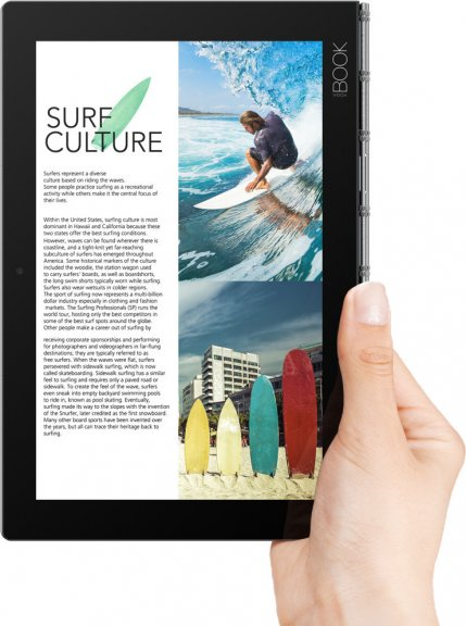 "Lenovo Yoga Book 10,1"" Windows 10 Pro -tabletti, musta, kuva 14"
